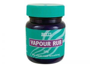 vapour rub